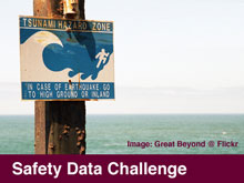 Safety Data Advertisement